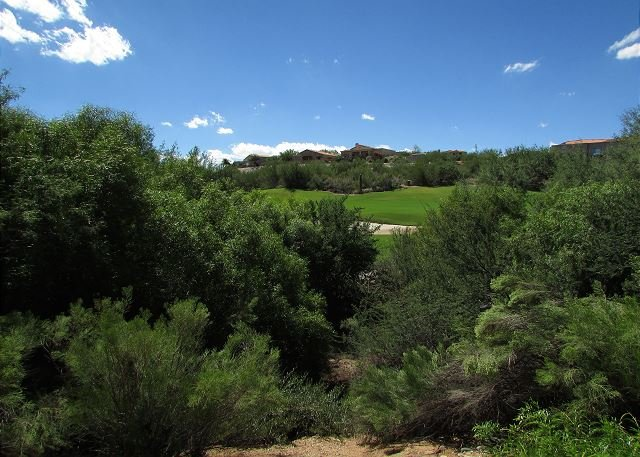 Enjoy this First Floor with Great Golf Course View and an extended patio, holiday rental in Tucson
