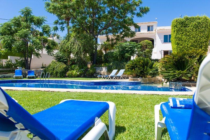 Villa Muntalmar, holiday rental in Javea