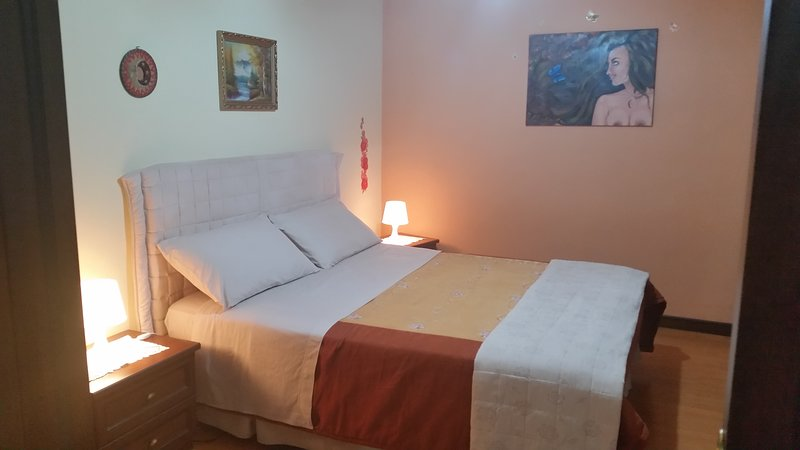 Romantic Room  Pollino National  Park  (Il Ghiro B&B), holiday rental in Castelluccio Superiore