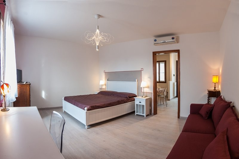 Appartamento Rosa Spina Agriturismo Pizzicalaluna – semesterbostad i Monghidoro