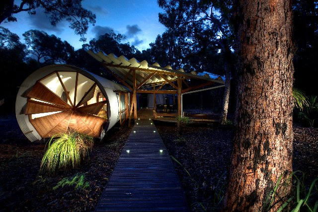 DREWHOUSE (The Pods), holiday rental in Deepwater