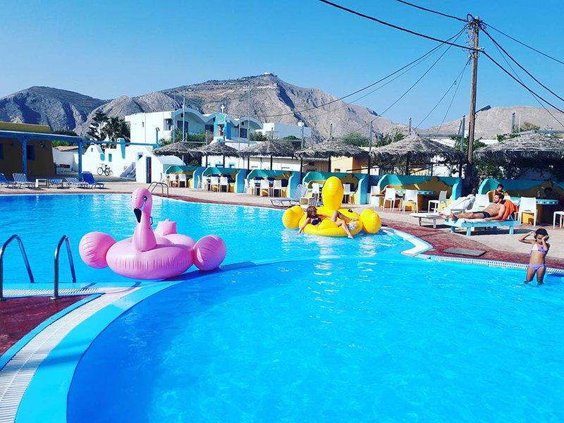 Beautiful Studio & Best Services (S3), vacation rental in Perissa