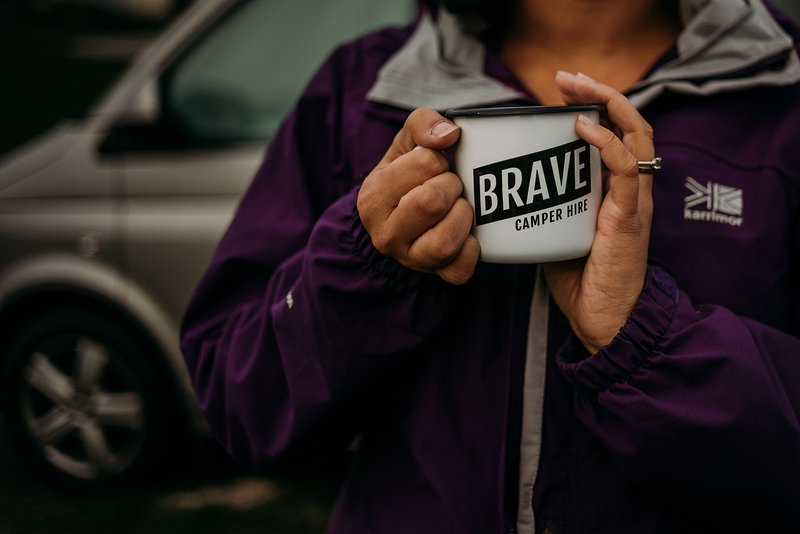Brave Camper Hire  VW California Campervan Hire Scotland - UPDATED