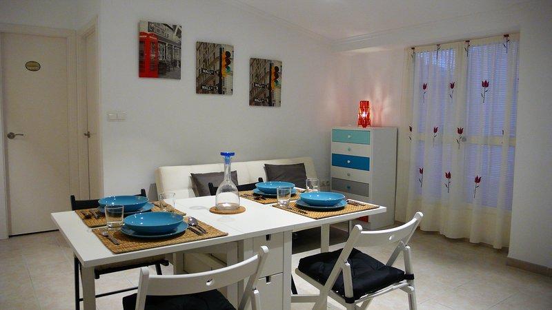 Apartamento Portalet 7, location de vacances à Domeno