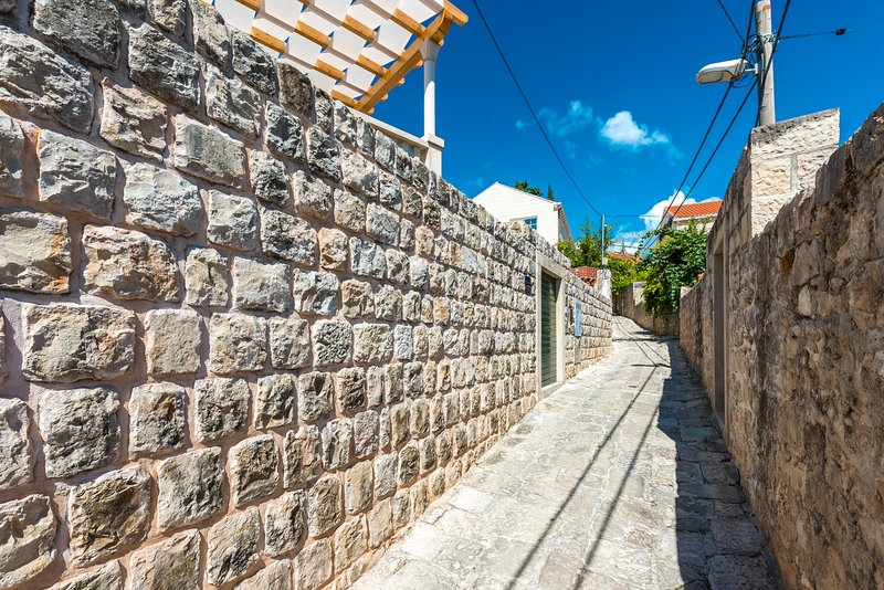 Calle de la propiedad