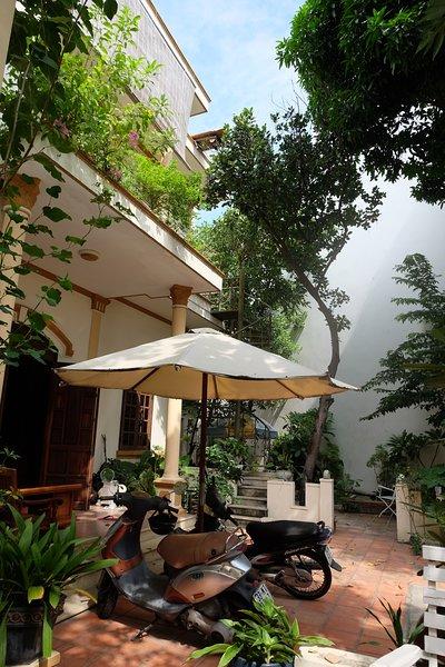 Moon house tropical garden - Moon, alquiler vacacional en Nha Trang