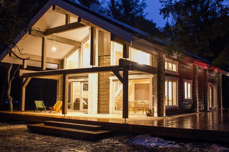 Meretuule Holiday Home, aluguéis de temporada em Estônia