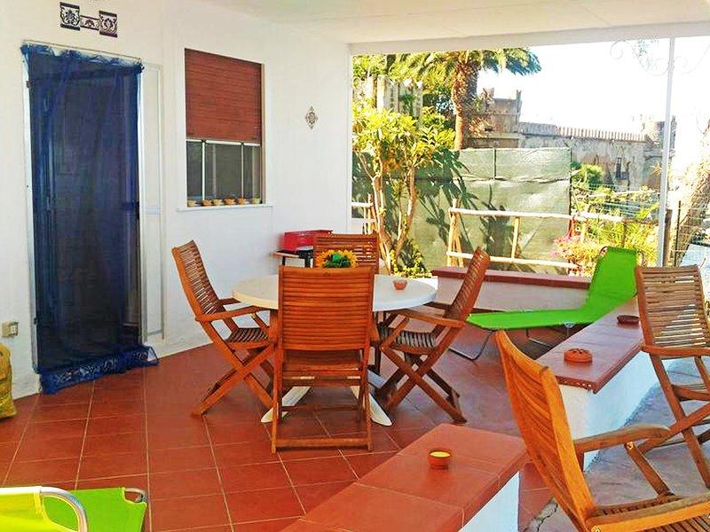 Villetta indipendente By Sicily sul mare privacy totale, location de vacances à Trabia