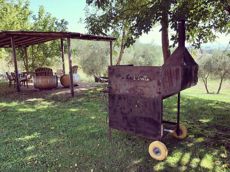 Barbecue Corner