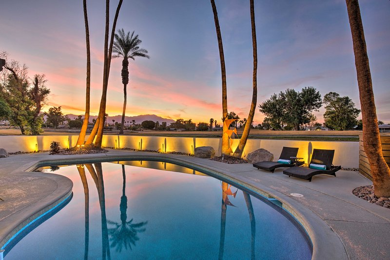 Experience Palm Desert at its finest with a stay at this lavish vacation rental!