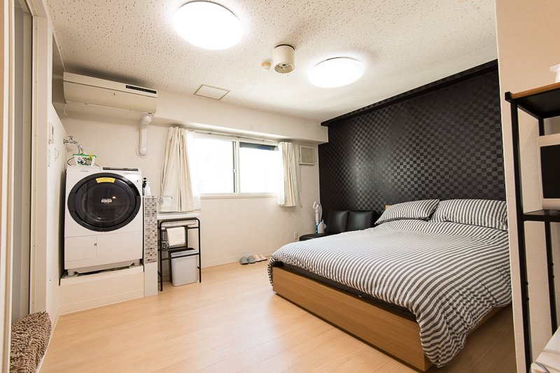 #10 Shijuku Apt Wifi/AC/Washier/Dryer, holiday rental in Ginza