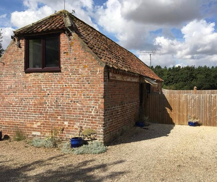 The Lodge Westmoor Farm, holiday rental in Laceby