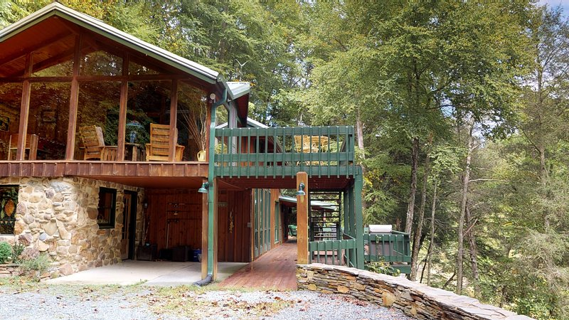 A River Mist, holiday rental in Sugar Grove