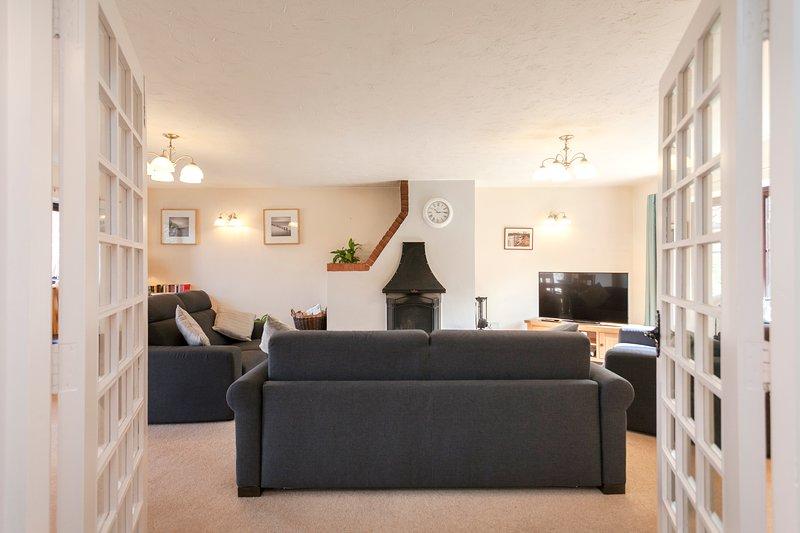 The Kelling, holiday rental in Warham