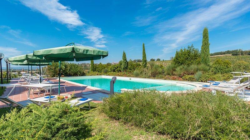 EV-EMMA005 - Casa Di Bacco 16+4, holiday rental in Petrignano