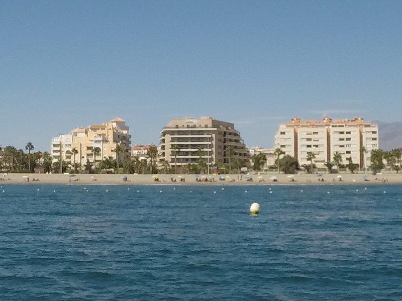Sotavento 1ª línea de playa, Ferienwohnung in Roquetas de Mar