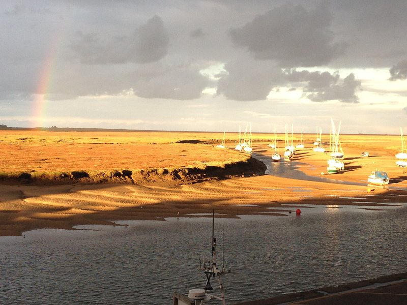 2 QuaySide Court, casa vacanza a Wells-next-the-Sea