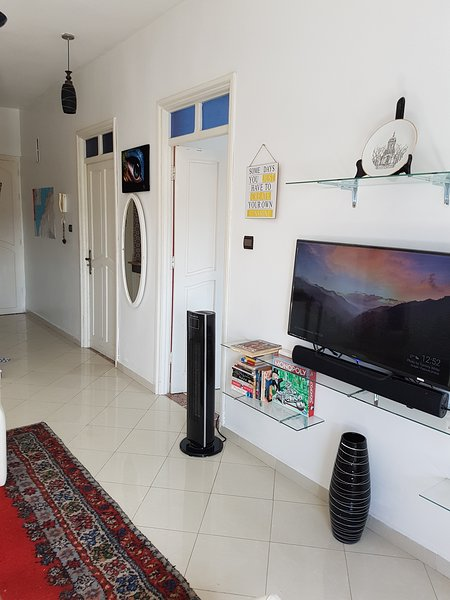 Private bright, clean and spacious 2 bed Apartment.. Close to beach, location de vacances à Essaouira