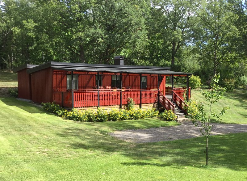 Holiday Home outside Norrköping, casa vacanza a Skarblacka