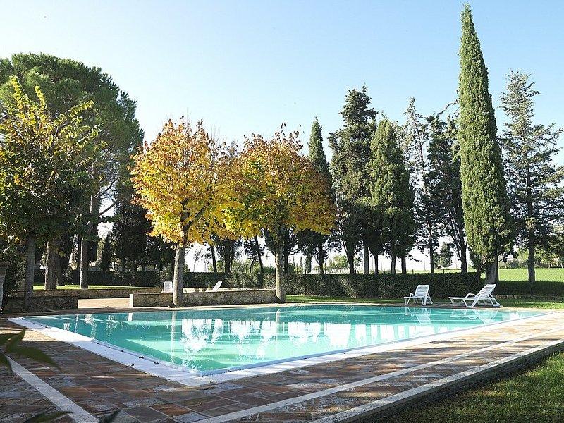 San Marziale Villa Sleeps 4 with Pool - 5228479, holiday rental in Gracciano