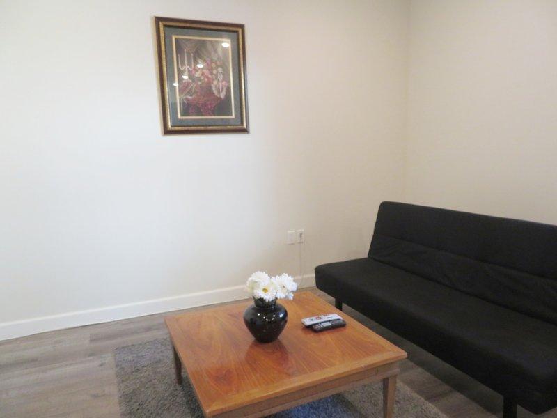 standard size futon