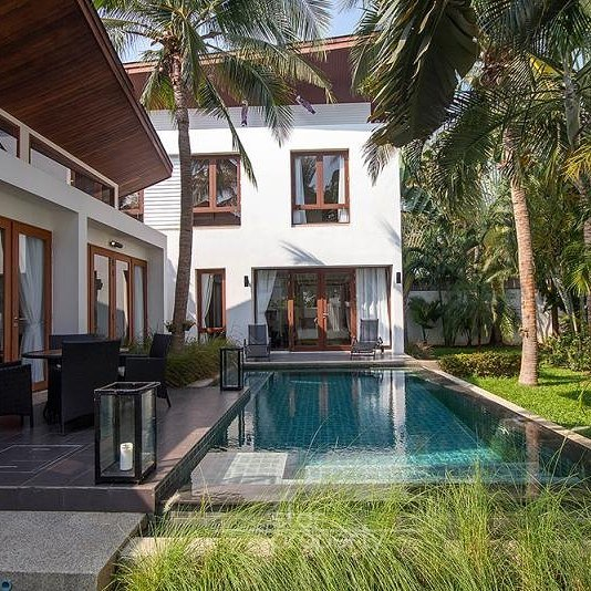 pran-a-luxe holiday villa, holiday rental in Pranburi