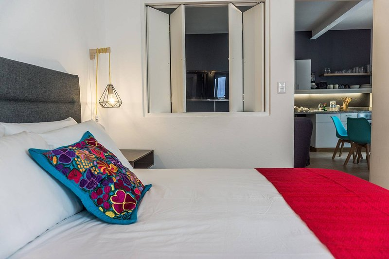 History, Luxury and Art * Historic Center (SIPB), holiday rental in Ecatepec