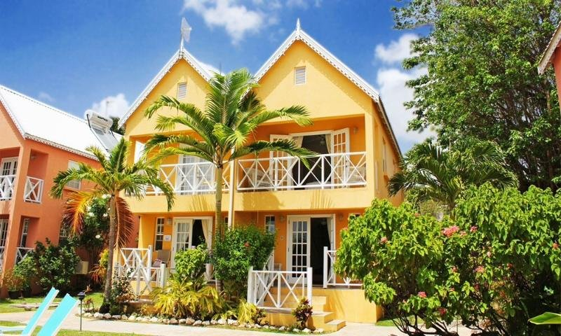 5 Ajoupa Villas, holiday rental in Fitts