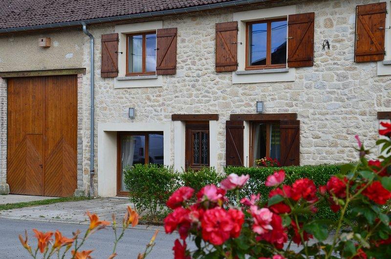 Au logis des chouettes, gite 4*, proche de Verdun, holiday rental in Watronville