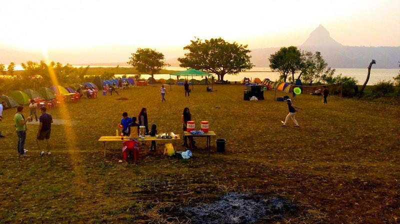 Pawna heritage camping, vacation rental in Lavasa