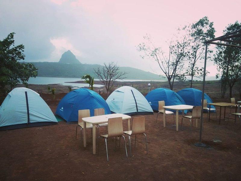 Tripadvisor - Pawna heritage camping