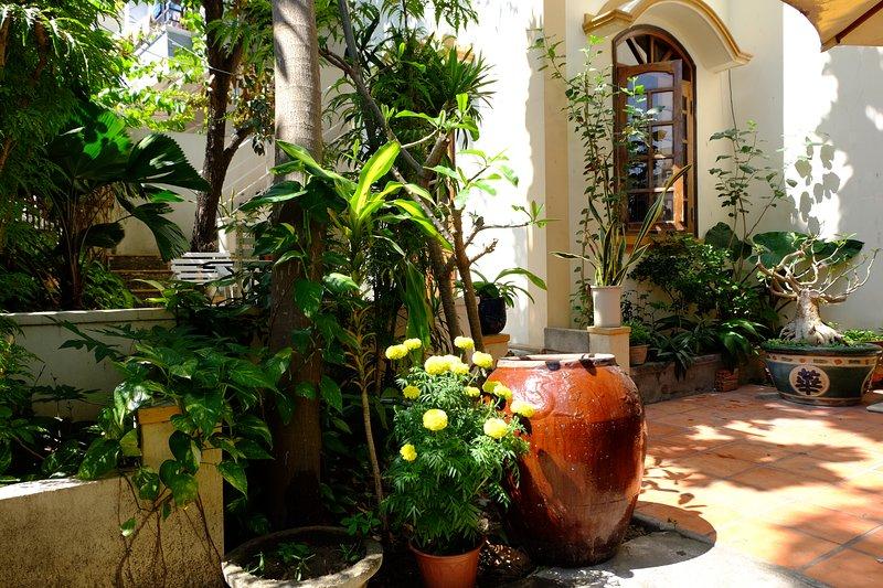 Moon house tropical garden - Targore, alquiler vacacional en Nha Trang