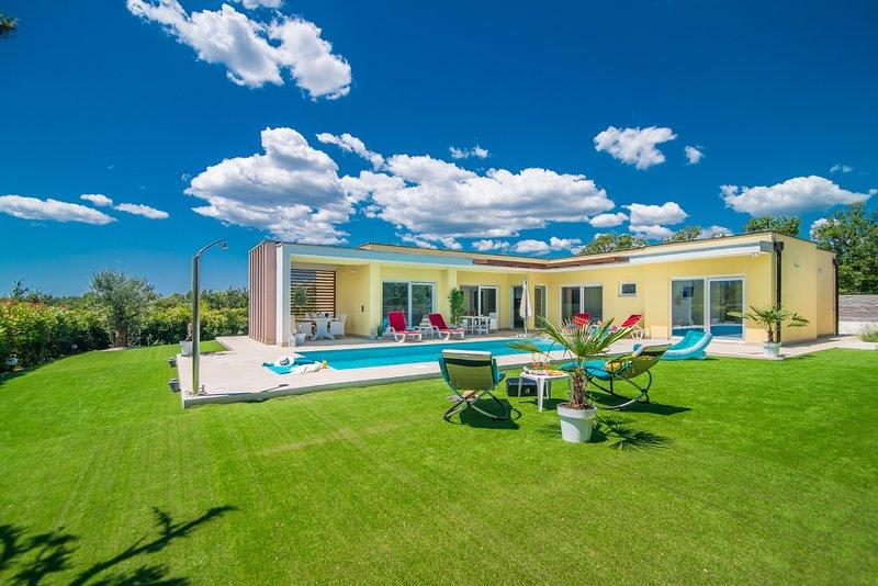 Villa Villa Vita - vodi Darko Udovicic, location de vacances à Stokovci