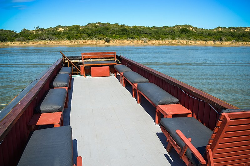 Maggie May Addo House Boat, holiday rental in Sundays River Valley