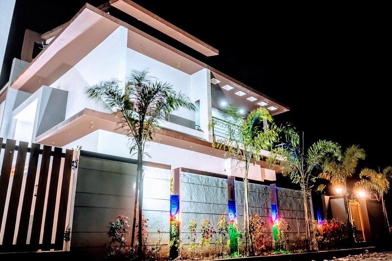 KshiyOO Holiday Bungalow Resort, location de vacances à Kamshet