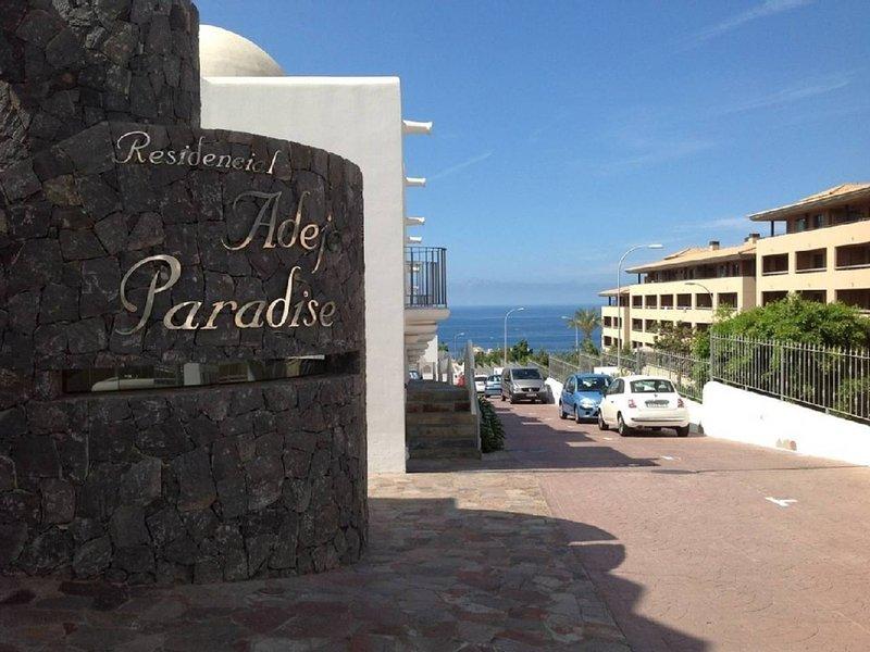 Apartamento en Tenerife Sur Adeje Paradise, vacation rental in Playa Paraiso