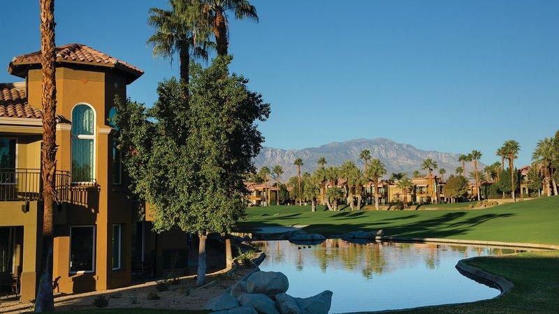 Marriott Desert Springs Villas Ii 1bd Has Hot Tub And