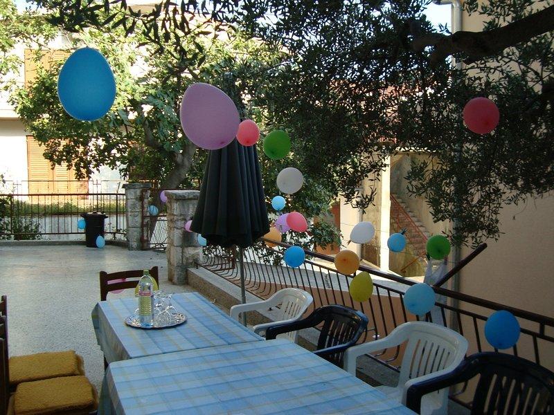 Vedrana A1(7+1) - Sumpetar, vacation rental in Krilo Jesenice
