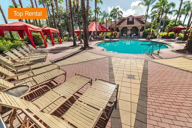 Sweet Home Vacation: ofrece más de 1800 hermosas casas de vacaciones a solo minutos de Walt Disney World