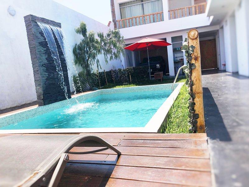 PARACAS GUEST HOUSE - HABITACION MATRIMONIAL, location de vacances à Paracas