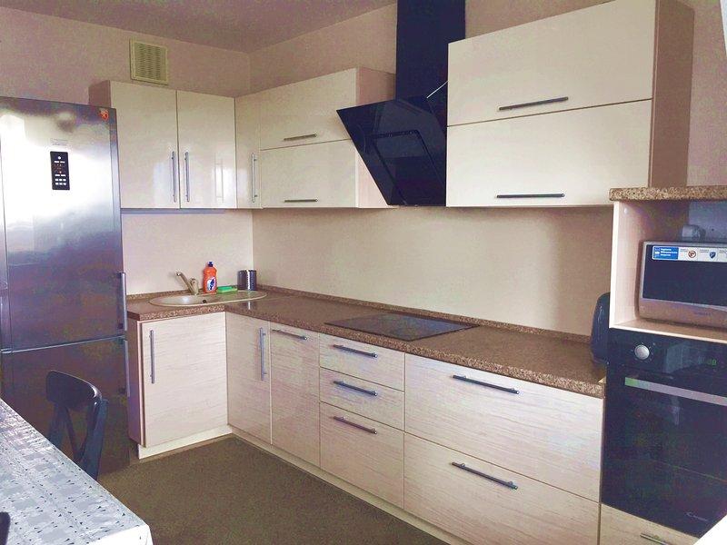 Апартаменты с двумя спальнями, alquiler vacacional en Nizhny Novgorod Oblast