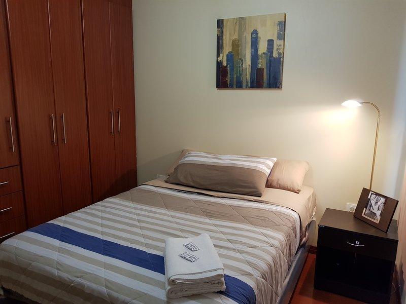 Luxury & Comfort mila Department, vacation rental in Quito