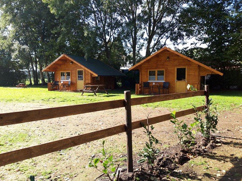 Trekkershut, holiday rental in Drenthe Province