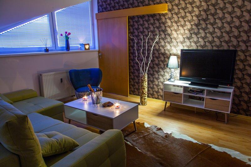 Apartman Slavkov - Veľký Slavkov, holiday rental in Poprad