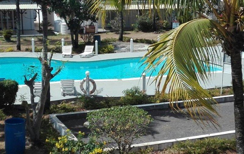 Maison dans residence calme, location de vacances à Cap Malheureux