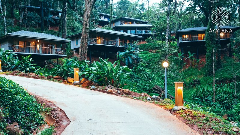 Ayatana, Coorg - the Western Ghats Sanctuary, holiday rental in Coorg