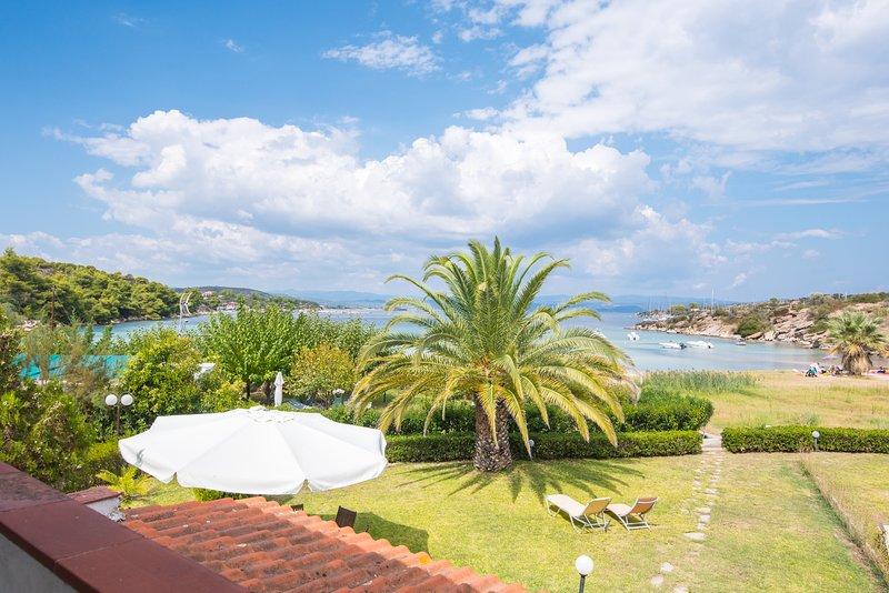 Quintessence Villa Latura2, vacation rental in Ormos Panagias