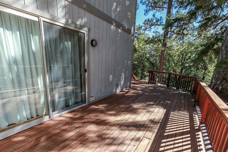 The Treehaus, location de vacances à Cherry Valley