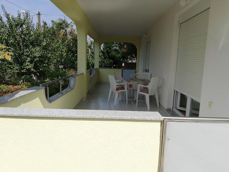 Terrace, Surface: 25 m²