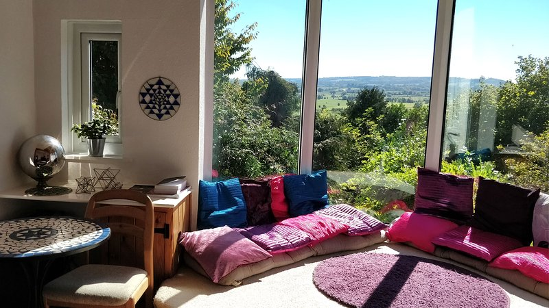 Stargaia Retreat Large Single Bedroom, location de vacances à Glastonbury